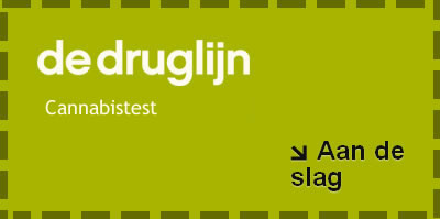 Cannabistest De DrugLijn